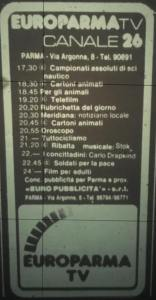 europarma tv canale 26