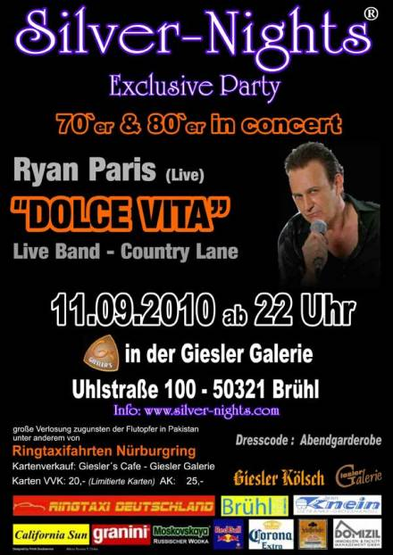 ryan paris germania