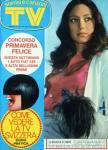 1973 COPERTINA SORRISI COME VEDERE LA TV SVIZZERA VEDI