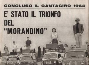 cantagiro 1964