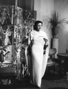 ELDA LANZA CAPODANNO 1953