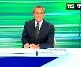 ENRICO MENTANA TG LA7