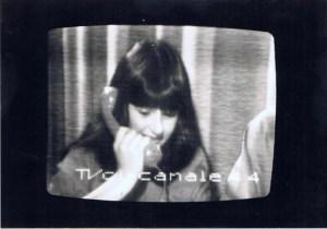 FOTO ILARIA TV globo