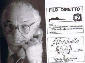 PIETRANGELO GREGORIO FILO DIRETTO
