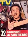 DOMENICO MODUGNO 1962 COPERTINA SORRISI 6 DOMENICO MODUGNO