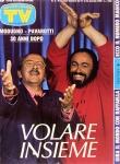 DOMENICO MODUGNO 1988 n.3 Domenico Modugno e Luciano Pavarotti