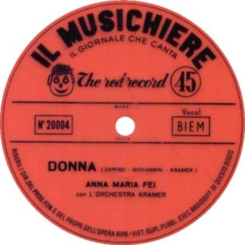 il musichiere disco