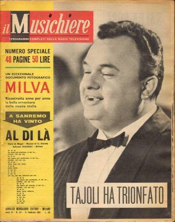 IL MUSICHIIERE SANREMO TAIOLI