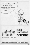 RADIO TELEVISIONE BARBARA