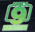 AMICA 9 LOGO