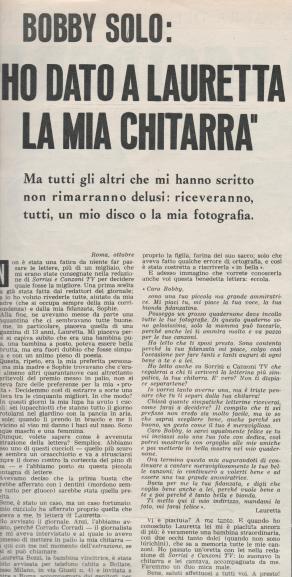 Bobby Solo 1967_-_Articolo_tratto_da_TV_Sorrisi_e_Canzoni[1]