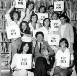GERRY BRUNO FOTO STORICA RADIO MILANO INTERNATIONAL
