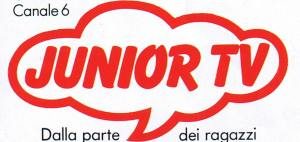 JUNIOR TV PRIMO LOGO