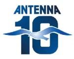 antenna 10 pescara logo