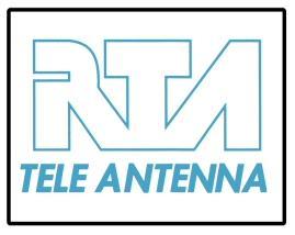 RADIO TELE ANTENNA LOGO RTA TELE RADIO ANTENNA TRIESTE 1