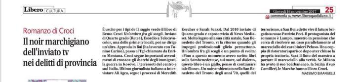 remo croci libero di Massimo Emanuelli
