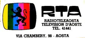 rta radio tele aosta