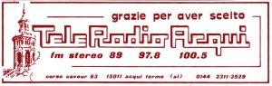 TELE RADIO ACQUI
