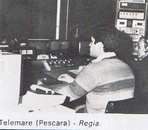 TELEMARE PESCARA REGIA
