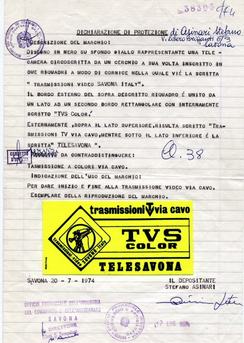 TELESAVONA registrazione del marchio Image1 (3)