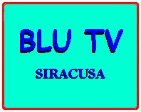 BLU TV SIRACUSA