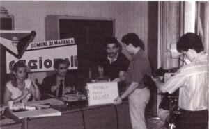 TELE SCIROCCO FOTO 1988