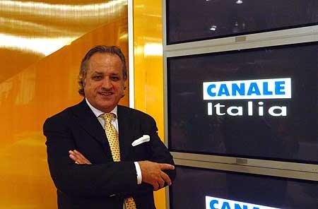 CANALE ITALIA LUCIO GARBO