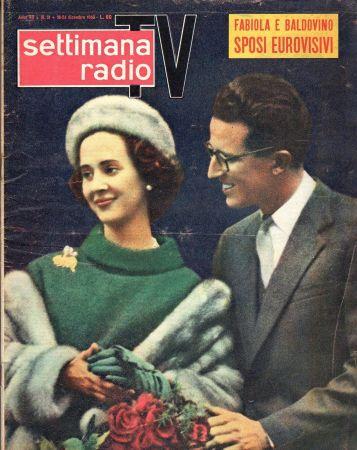 settimana radio tv 1960