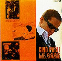 GINO PAOLI LE COSE DELL'AMORE