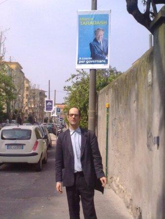 marco taradash sindaco di livorno