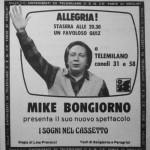 mike bongiorno telemilano