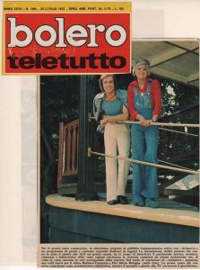 bolero teletutto 1973