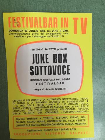 FESTIVALBAR 1969