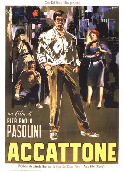 PASOLINI ACCATTONE
