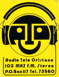 TELE ORISTANO RADIO TELE ORISTANO RTO