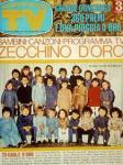 zecchino d'oro 1972 copertina sorrisi