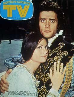 1972 copertina sorrisi gigliola cinquetti gianni nazzaro 2