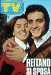 1973 COPERTINA SORRISI MINO REITANO SI SPOSA