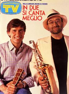 1988 n26 Gianni Morandi e Lucio Dalla 15