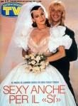 CARMEN RUSSO 1987 n.27 Carmen Russo e Enzo Paolo Turchi