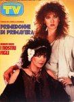 copertina sorrisi 1984 fiorella mannoia