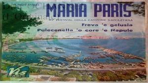 maria paris festival canzone napoletana