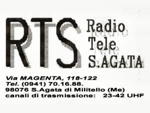 RADIO TELE SANT'AGATA logo