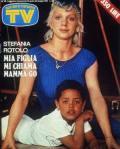 STEFANIA ROTOLO copertina sorrisi 1978 stefania rotolo FIGLIA