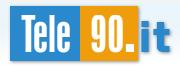 tele 90 messina logo storico