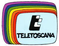TELETOSCANA LOGO STORICO 1973