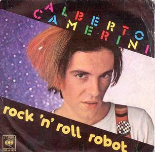 CAMERINI ROCK AND ROLL ROBOT
