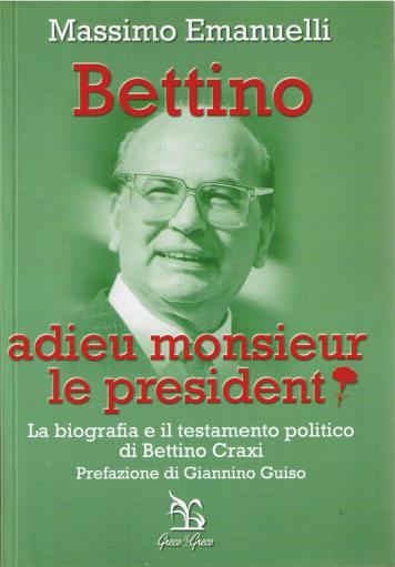 Bettino Craxi Massimo Emanuelli