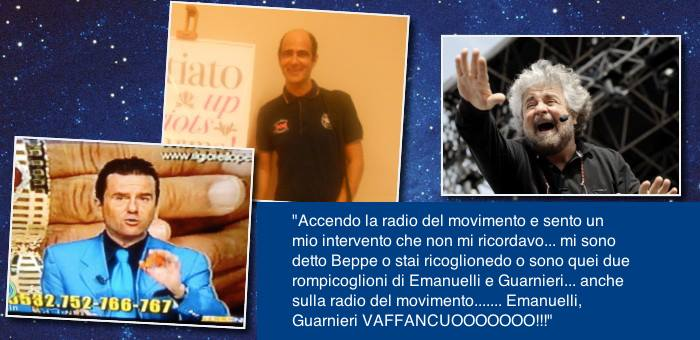 GRILLO GUARNIERI MOVI RADIO