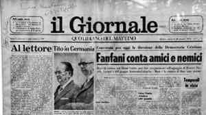 il giornale 1974